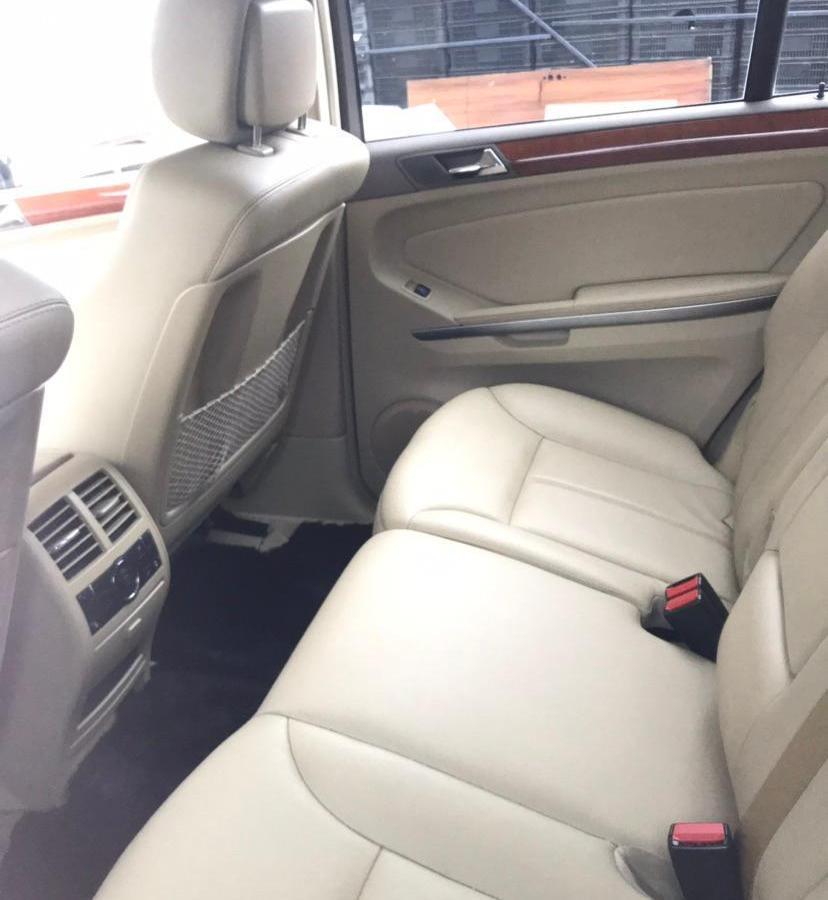 奔驰 奔驰GL级  2013款 GL 550 美规版图片