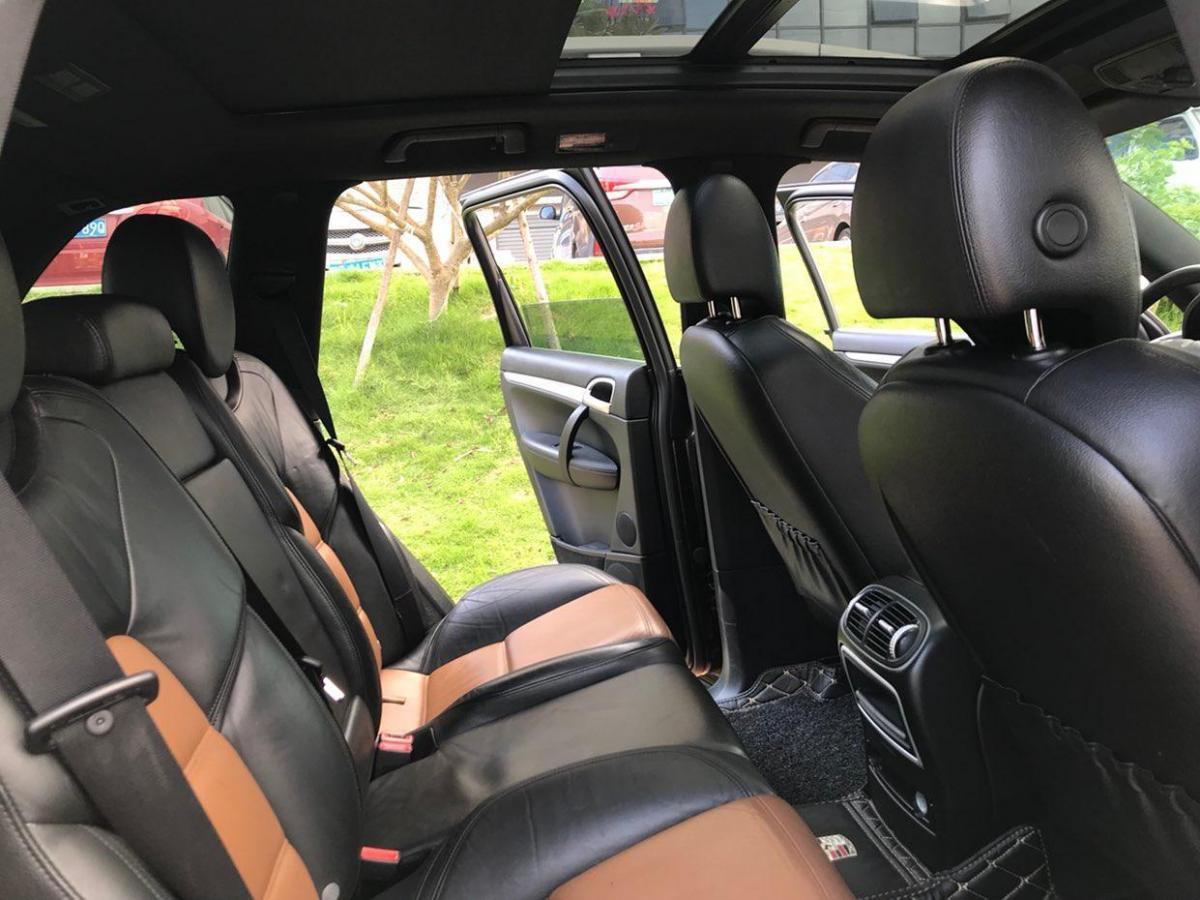 保时捷 Cayenne  2007款 3.6L图片