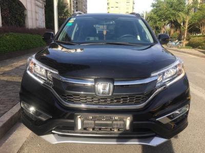本田 CR-V  2015款 2.4L CVT四驱尊贵版