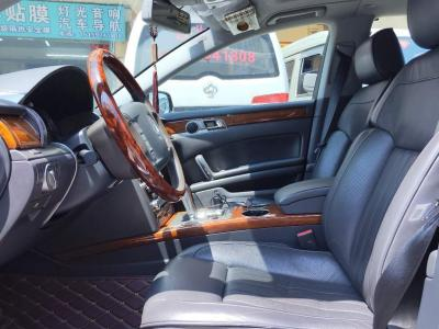 2009年2月 大众 辉腾(进口) 3.6L V6 5座加长舒适版图片