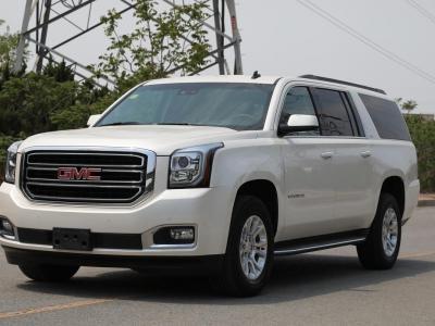 GMC YUKON  2015款 5.3L XL SLE 4WD