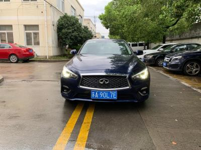 2018年9月 英菲尼迪 QX50 2.0T 四驱豪华版图片