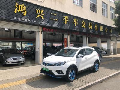 东南 DX3新能源  2018款 EV400 旗舰版