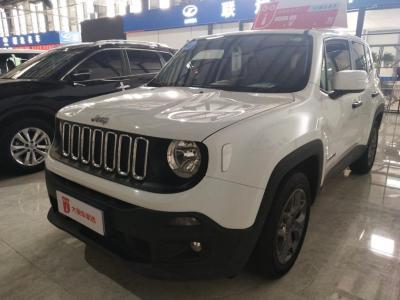 2018年1月 Jeep 自由侠  180T 自动动能版+图片