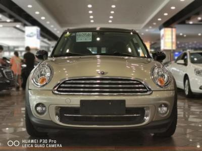 2010年12月 MINI COUPE 1.6L COOPER图片