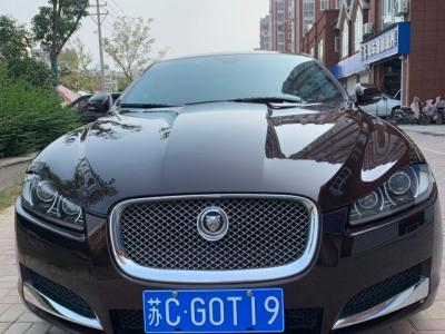 捷豹 XF  2012款 XF 3.0L V6豪华版