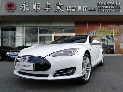 特斯拉 Model S  2015款 Model S 85