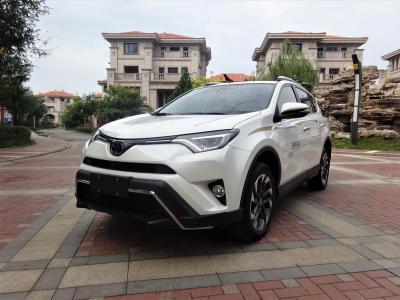 丰田 RAV4荣放  2018款 2.5L 自动四驱精英i版