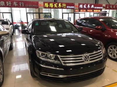 2012年10月 大众 辉腾(进口) 3.0L 商务型图片