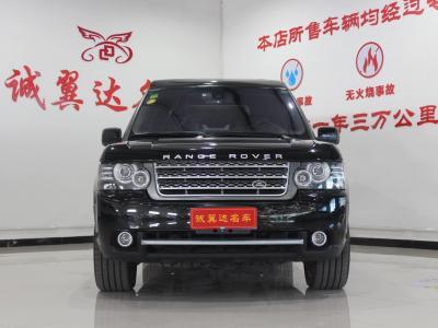 路虎 攬勝  2012款 5.0 V8 SC 巔峰創世典藏版