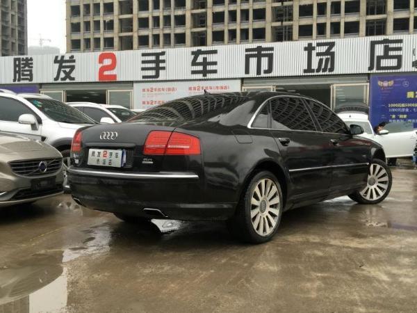 【郑州】2006年1月 奥迪 奥迪a8 a8l w12 6.图片
