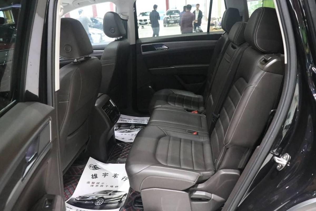 大众 途昂  2017款 380TSI 四驱豪华版图片