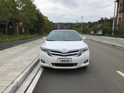 2013年9月 丰田 威飒(进口) 2.7L 两驱豪华版图片