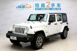 二手Jeep(进口)牧马人3.0 四门舒享版 Sahara