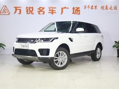 2019年1月 路虎 揽胜运动版(进口) 3.0 V6 特别版图片