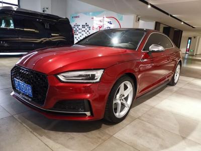 2018年9月 奥迪 奥迪A5  Coupe 40 TFSI 时?#34892;?#22270;片