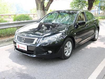 本田 雅阁  2008款 2.4L EX