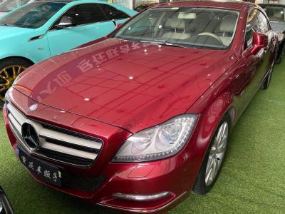 2012年6月 奔驰 奔驰CLS级(进口) CLS 300 CGI图片