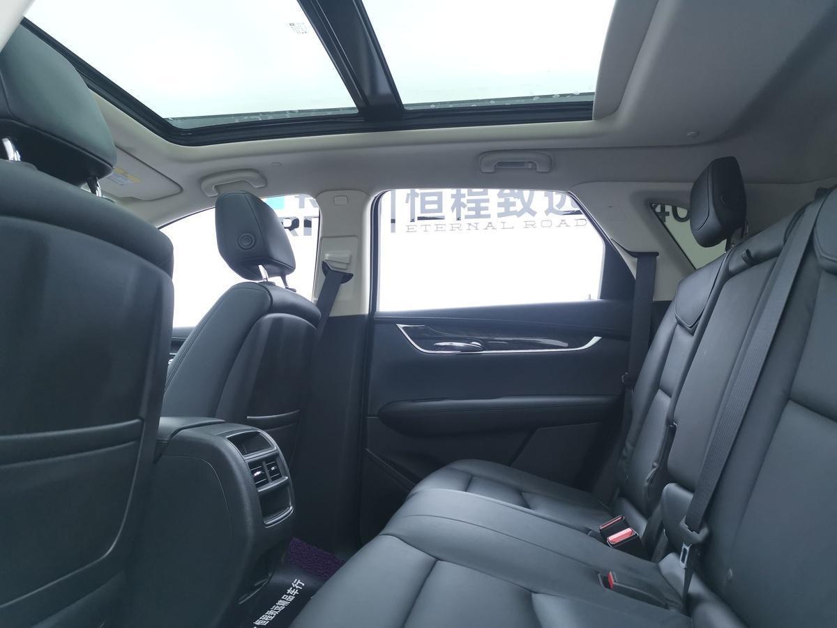 凯迪拉克 XT5  2018款 28T 四驱豪华型图片