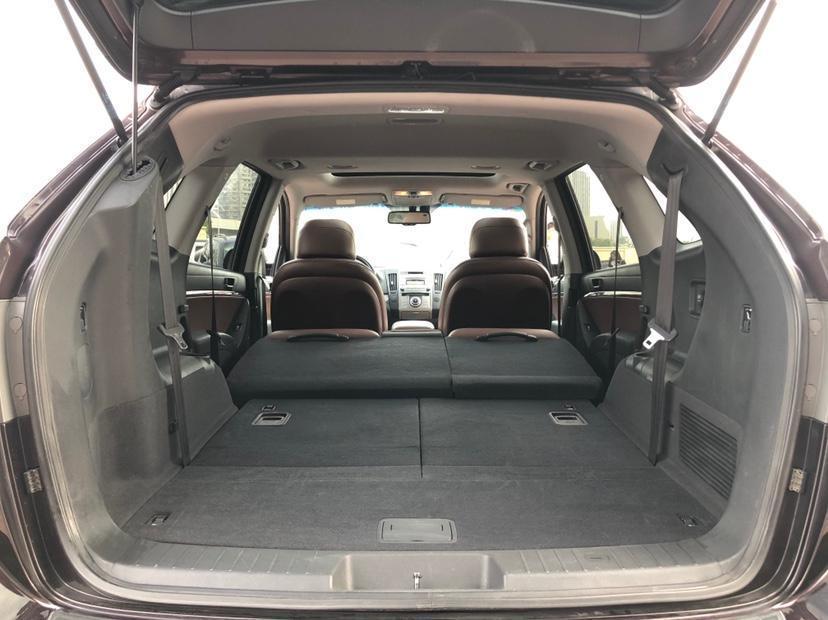 现代 维拉克斯  2007款 3.8L 豪华版图片