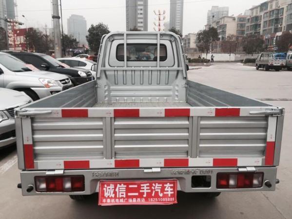 【宿迁】2015年8月长安手动长安星卡1.2标准型s201银灰商用挡捷豹xfl17发动机图片