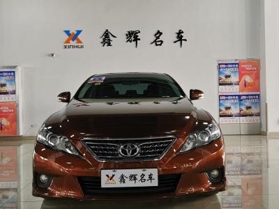 2012年6月 丰田 锐志 2.5V 风度菁英炫装版图片