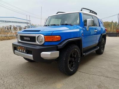 豐田 FJ 酷路澤  2007款 4.0L圖片