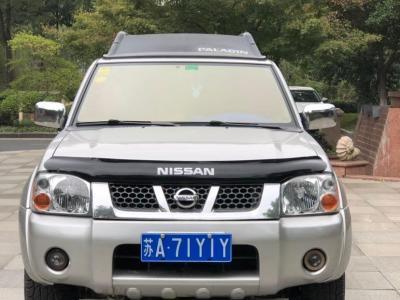 2005年9月 日产 帕拉丁 2.4L 四驱豪华型图片