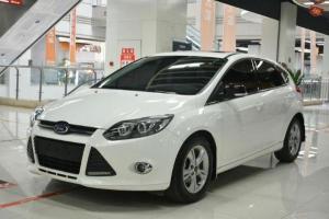 福特 福克斯 2012款两厢1.6L自动风尚