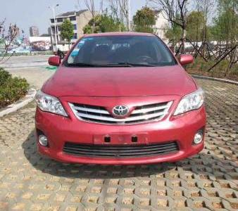 丰田 卡罗拉  2011款 1.8L CVT GLX-i导航版?#35745;?/>                         <div class=