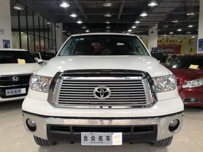 丰田 坦途  2011款 5.7 标准型