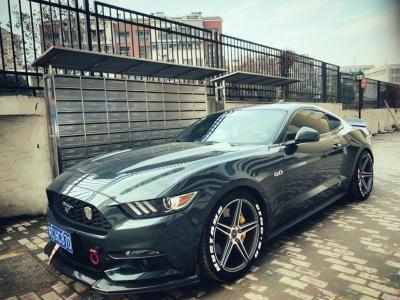 福特 Mustang  2015款 2.3T 50周年纪念版