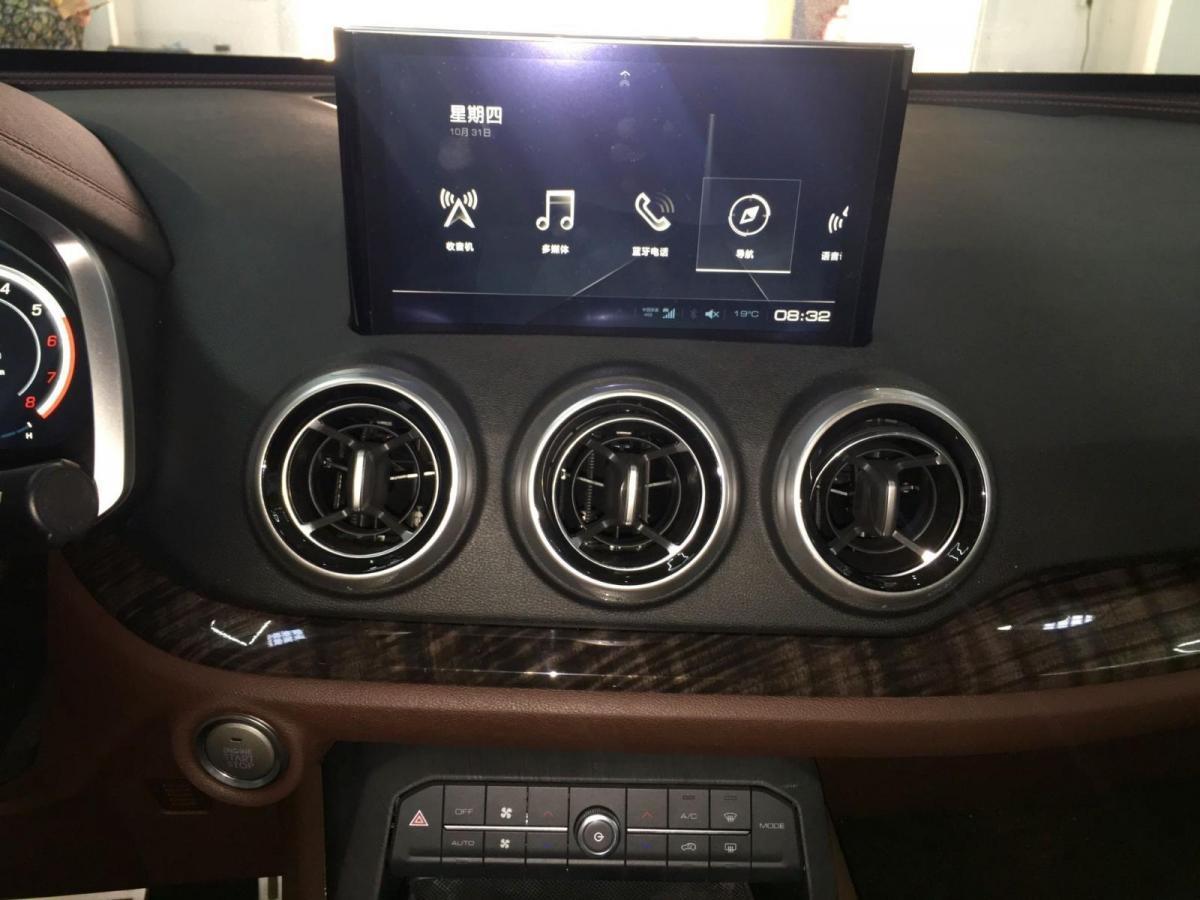 WEY VV5  2019款 升级款 2.0T 两驱旗舰型图片