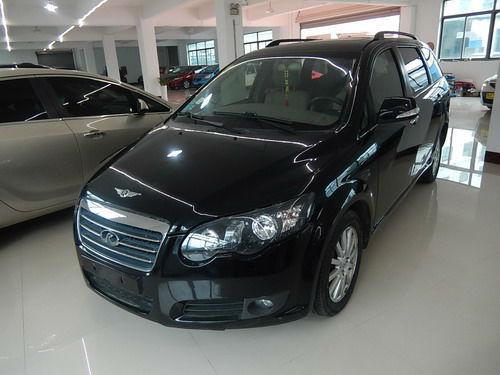 年___月 车辆颜色:黑色 车辆配置 车辆描述  奇瑞商务车,2011年