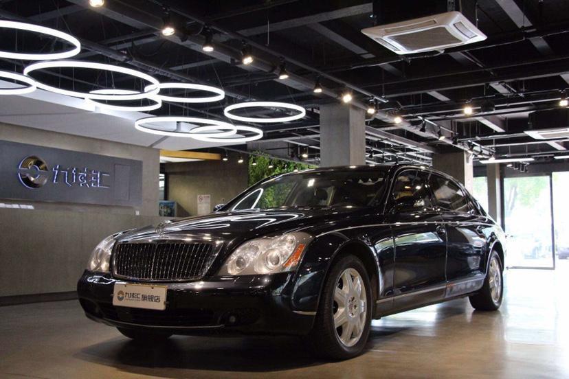 2013年4月_出售二手车迈巴赫 迈巴赫  2005款 5.5T 62哪里有卖_价格多少198万