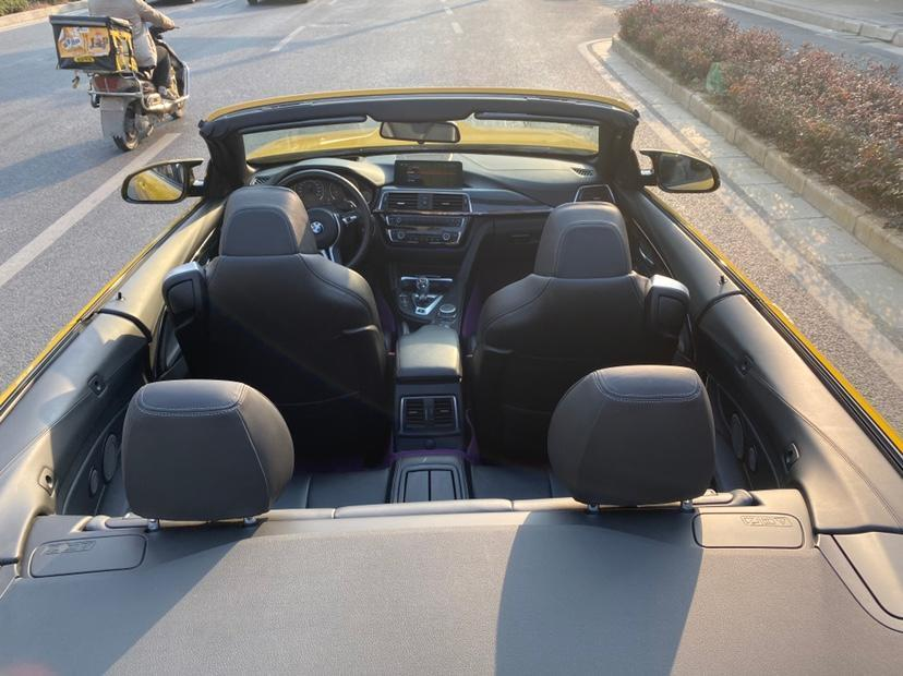 宝马 宝马M4  2017款 M4双门轿跑车车迷限量版图片