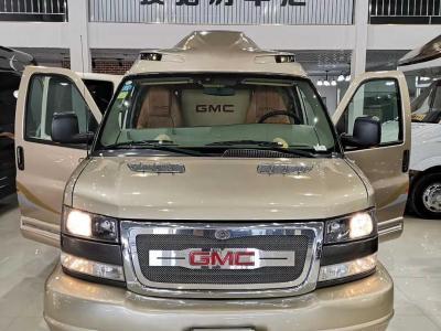 2013年6月 GMC SAVANA 6.0L 领袖级商务车图片