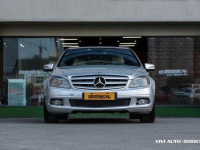 奔馳 奔馳C級  2011款 C 200 CGI 時尚型圖片