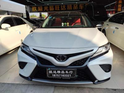丰田 凯美瑞  2018款 2.5S 锋尚版图片