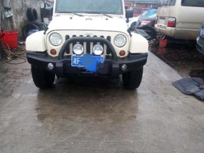 Jeep 牧马人  3.6 四门 梦十珍藏版图片