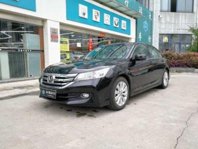 本田 雅阁  2014款 2.4L CVT EX豪华版
