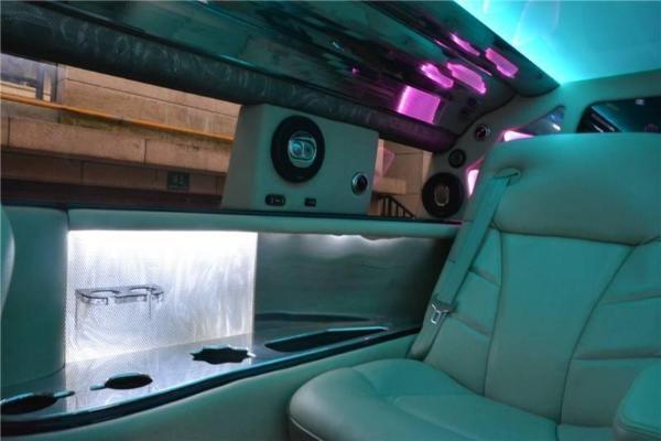 悍马 悍马加长版  6.2 200英寸加长豪华礼车图片