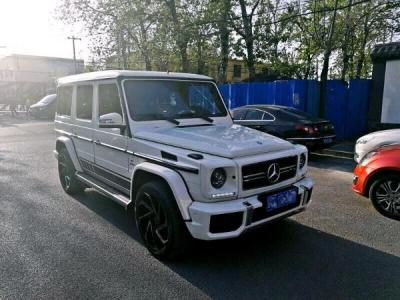 奔驰 G级  G63 AMG 5.5T 4MATIC Edition 463图片