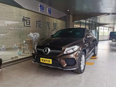 奔驰 奔驰GLE  2015款 GLE 320 4MATIC