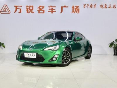 豐田 86  2013款 2.0L 自動豪華型