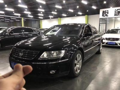 2007年10月 大众 辉腾(进口) 4.2L V8 4座豪华版图片