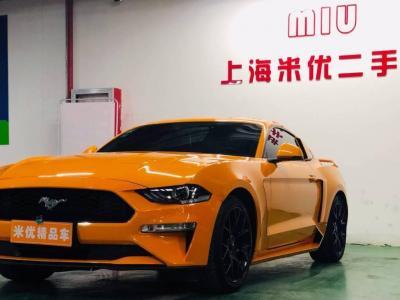 2019年1月 福特 Mustang(进口) 2.3L EcoBoost图片