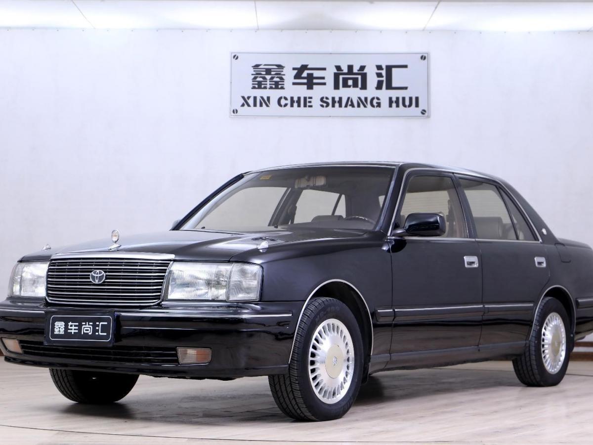 1998年2月 丰田 皇冠 3.0L图片