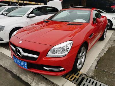 奔驰 奔驰SLK级  2015款 SLK 200 碳纤维限量版?#35745;?/>                         <div class=