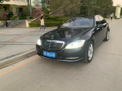 奔馳 奔馳S級  2010款 S 400 L HYBRID圖片